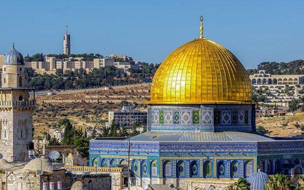 Prodloužený víkend v Jeruzalémě, Izrael, letecky, polopenze (6.12.2018 - 9.12.2018)4