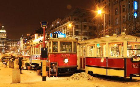 Pobyt v Jalta Boutique Hotelu na Václavském nám.