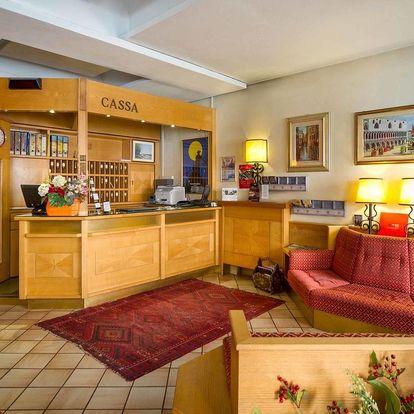 Benátky: Hotel Piave