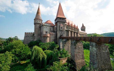 Nádherné památky Rumunska | 2 noci se snídaní | 5denní poznávací zájezd do Rumunska