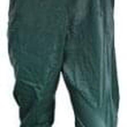 Brodící kalhoty tmavě zelené 42