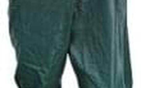 Brodící kalhoty tmavě zelené 46