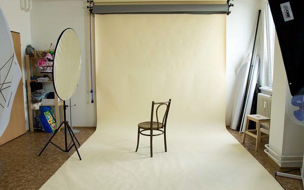 Profesionální fotografování v ateliéru až pro 5 osob5