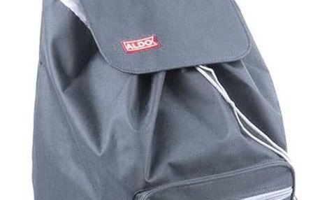 ALDO nákupní taška na kolečkách CARGO šedá