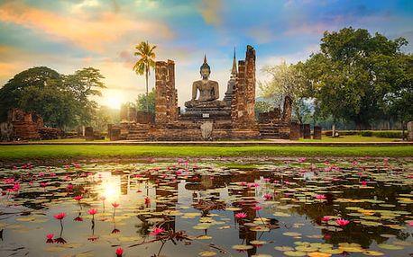 Severní Thajsko - Zapomenutá království Siamu, Thajsko, letecky, snídaně v ceně