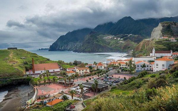 Divoká Madeira, letecky, polopenze2