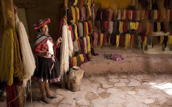 Za tajemstvím peruánských pyramid a zlatých hrobů, letecky, snídaně v ceně3