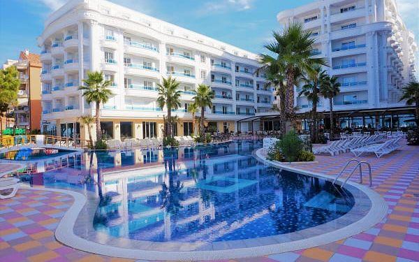 Dračská riviéra, Hotel Grand Blue FAFA - pobytový zájezd, Dračská riviéra, Albánie, letecky, polopenze