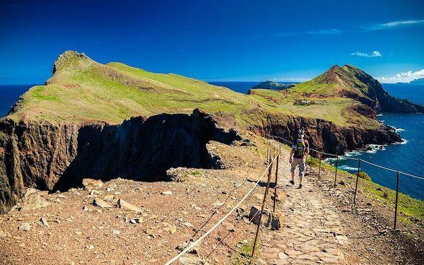 Divoká Madeira, letecky, polopenze3