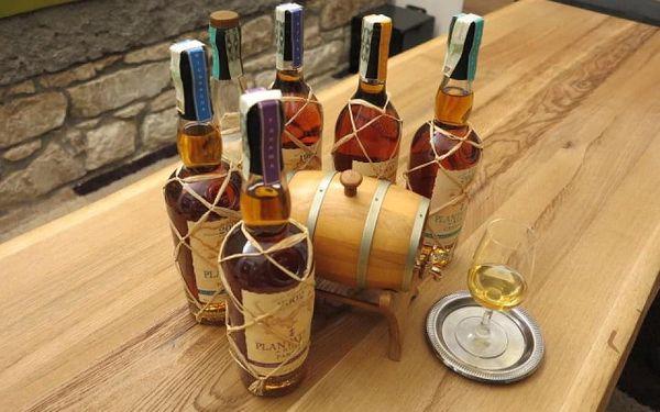 Degustace luxusních rumů Plzeň2