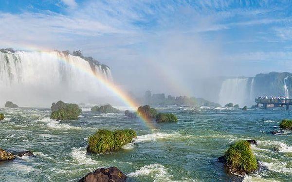 Brazílie a Argentina - Jižní Amerikou v rytmu samby a tanga, letecky, snídaně v ceně4
