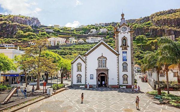 Divoká Madeira, letecky, polopenze4