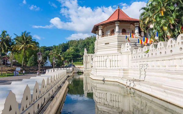 Srí Lanka - Cesta za Perlou Indického oceánu, letecky, polopenze4