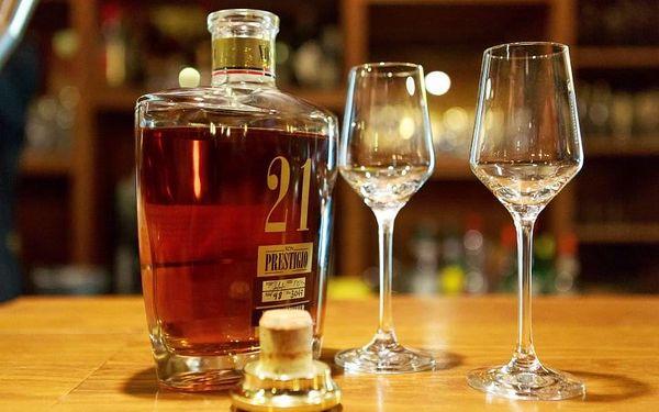 Degustace luxusních rumů Plzeň3