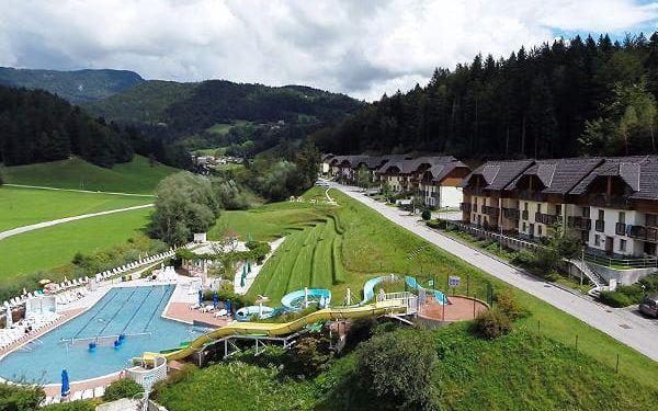 Termální lázně Snovik, Hotel Eco Resort Spa Snovik - pobytový zájezd, Termální lázně Snovik, Slovinsko, letecky, polopenze