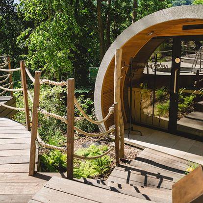 Pobyt vo Vile Ivana so vstupom do legendárneho saunového sveta Zelená Žaba