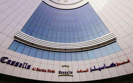 Spojené arabské emiráty - Dubai na 6 až 7 dní, snídaně nebo bez stravy s dopravou letecky z Prahy 8 km od pláže