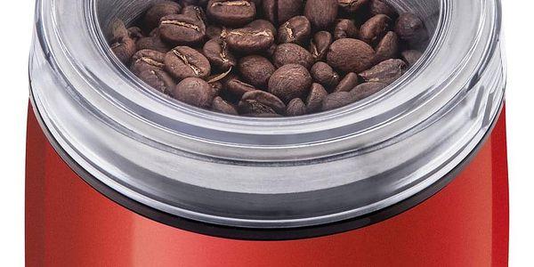 Sencor SCG 2050RD kávomlýnek, červená2