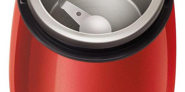 Sencor SCG 2050RD kávomlýnek, červená3