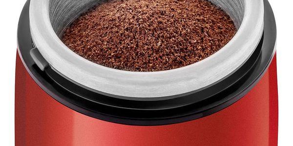 Sencor SCG 2050RD kávomlýnek, červená4