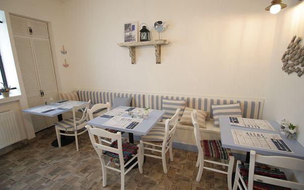 Řecká restaurace Ellas