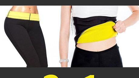 TIP! SADA Legíny + pás na hubnutí Velikost: Velikost: XXL
