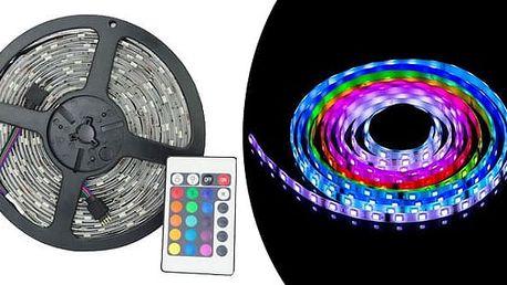 AKCE! Barevný LED pásek - oživte tvůj byt či dům! Kusů: 2 kusy