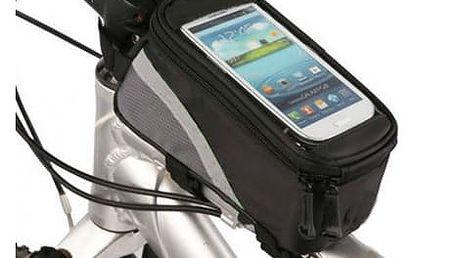 TIP! Voděodolné pouzdro na kolo pro váš smartphone a další nezbytnosti