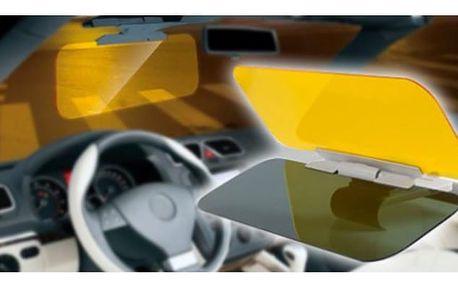 TIP! Sluneční clona do auta