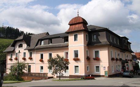Rakousko - Stuhleck: Gasthof Gesslbauer