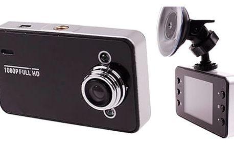 AKCE! Black Box - kamera do auta s nočním záznamem