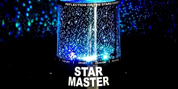 AKCE! Projektor noční oblohy (STAR MASTER)2