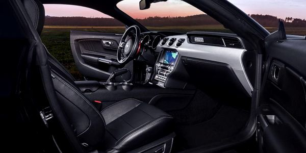 Jízda ve Ford Mustang GT Brno3