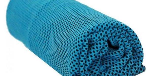 TIP! Chladící ručník - SET 3 ks (Doprava zdarma) Barva: Zelený2