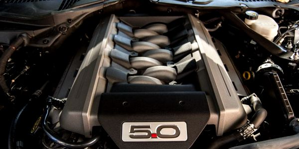 Jízda ve Ford Mustang GT Brno5