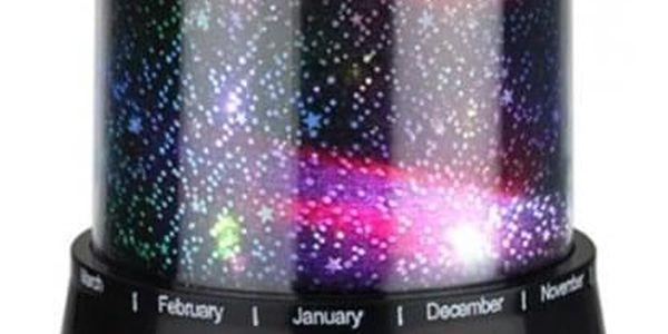 AKCE! Projektor noční oblohy (STAR MASTER)4