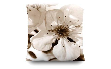 AG ART Polštářek Blossom, 45 x 45 cm