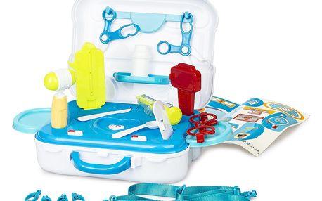 Dětský hrací set Lékař, 20 ks