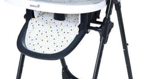 SAFETY 1ST Jídelní židlička Kiwi - Grey Patches