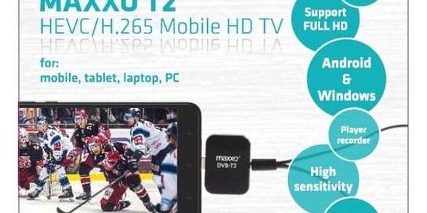 Maxxo T2 HEVC/H.265 mobile HD TV4