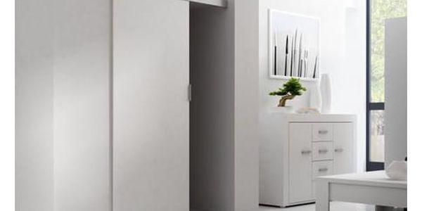 Posuvné dveře GREG 86 cm bílé