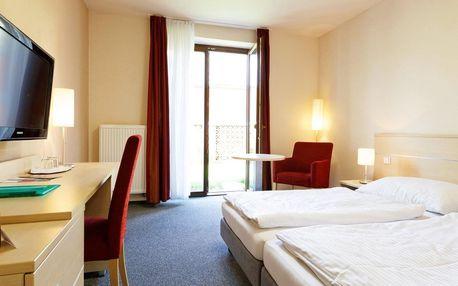 Hotel Lysice na jižní Moravě s polopenzí, bazénem a wellness za polovic