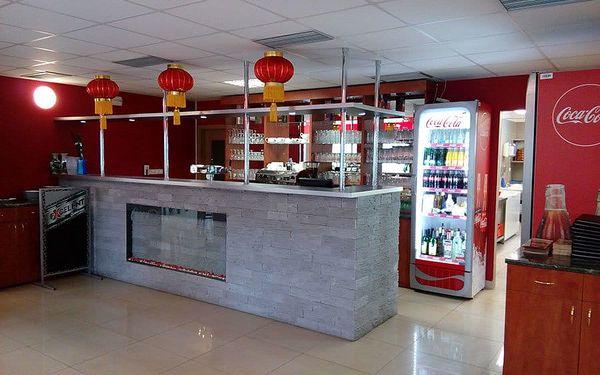 Čínská restaurace Shanghai