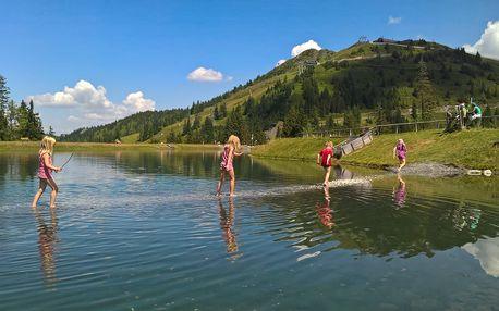 S dětmi do Alp - 5ti denní zájezd s polopenzí