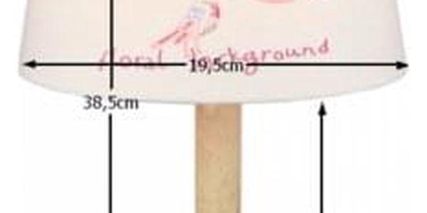 Tempo Kondela Stolní lampa Qenny 82