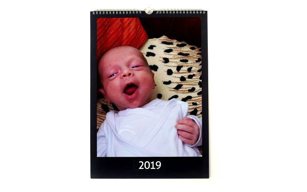 Fotokalendář velikost A43