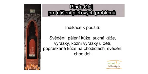 Sada 6-ti ajurvédských olejů Link Essential (6 x 30 ml)4