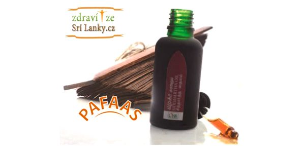 Sada 6-ti ajurvédských olejů Link Essential (6 x 30 ml)