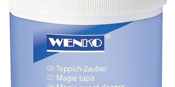Prostředek pro čištění koberců a čalounění, jednoduchá aplikace, Wenko