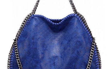 Dámská námořnicky modrá kabelka Kristen 1760